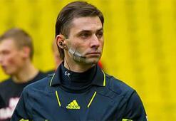 Hoffenheim-Medipol Başakşehir maçına Rus hakem