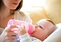 Bebeklerde biberon çürüğüne dikkat