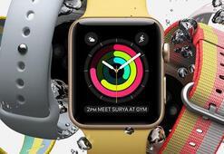 Apple Watch Series 3 Sportif Özellikleriyle Merak Uyandırıyor