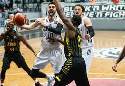 Beşiktaş Sompo Japan - Aris: 83-61