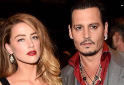 Johnny Depp ile Amber Heard anlaştı