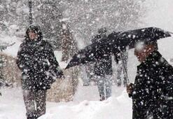 Doğu Karadenizde kar yağışı etkili oluyor