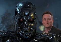 Elon Musk, yapay zekanın insan ırkını ortadan kaldırmaya geldiğini yineledi
