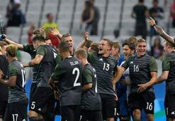 Rioda dev final Brezilya-Almanya