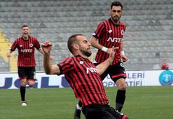 Gençlerbirliği-Demir Grup Sivasspor: 4-0