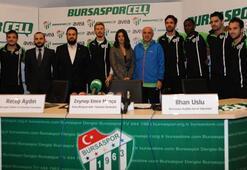 Bursasporcell tanıtıldı