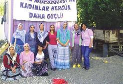 Doğu'nun fedakar kadınlarına ceza