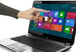Windows 8li Dokunmatik Dizüstü Fiyatları Düşecek