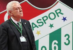 Bursaspor Kulübü Başkanı Ay: İlk 5i hedefliyoruz