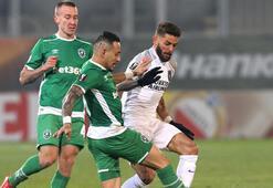 Ludogorets - Medipol Başakşehir: 1-2