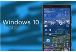 Windows 10 Mobile Sahneye Çıkıyor