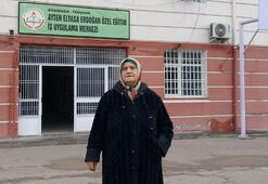 Emrahın annesinden okula ziyaret