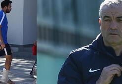 Trabzonsporda Volkan Şen sakatlandı