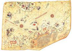 500 yılın gizemi - Kayıp Kolomb haritalarının sırrı Piri Reis'te