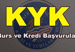 2017 KYK burs başvurusu başladı (KYK burs ve kredi başvuruları)