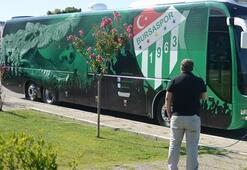 İşte Bursasporun Adana kafilesi