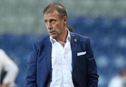 """Abdullah Avcı: """"Tecrübe kazanmamız açısından önemli bir maç oldu"""""""