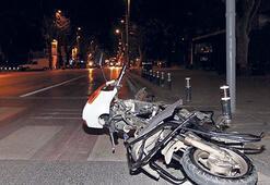 Bağdat Caddesi'nde yine hız  yine ölüm