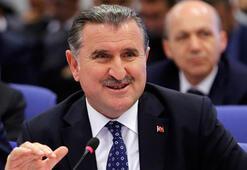Spor Bakanı Osman Aşkın Baktan yabancı oyuncu açıklaması