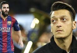Mesut Özil, yeni Arda Turan olacak