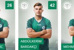 Atiker Konyaspordan resmi montaj