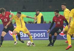 Romanya - Türkiye maç özeti: 2-0