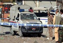 Pakistanda intihar saldırısı, Başmüfettiş hayatını kaybetti