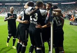 Beşiktaş - Alanyaspor: 4-1 (MAÇ ÖZETİ)