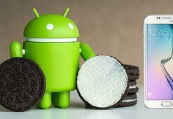 Samsung Galaxy S6 Android Oreoya kavuşacak