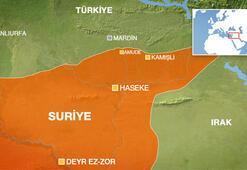 Ağır silahlar susmuyor, Türkiye sınırına kaçıyorlar