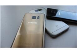 LG G5, Galaxy S7 ve Galaxy S7 Edge Pil Testi