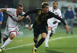 Osmanlıspor-Gençlerbirliği: 2-0