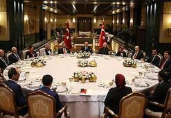 Cumhurbaşkanı Erdoğan, Beştepe Sofrasında eğitimcileri ağırladı