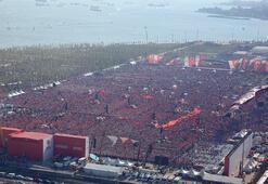 İstanbulda rekor üstüne rekor