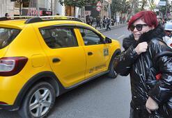 Taksiciden albüm isteği