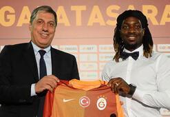 Galatasaray, Cavanda transferini KAPa bildirdi