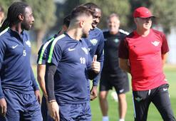 Akhisarspor'da Türkiye Kupası mesaisi