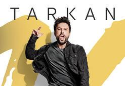Tarkan 10 konserleri ile Avrupada