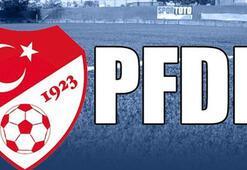 PFDK kararları açıkladı