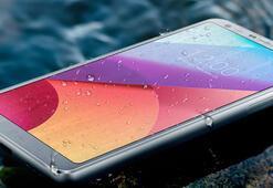 Suya dayanıklı LG G6 kazandırıyor