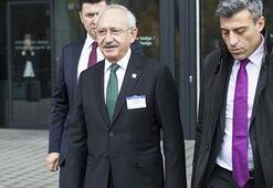 Kılıçdaroğlu Türkiyeye döndü
