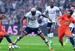 Beşiktaş - Medipol Başakşehir: 1-1 (İşte maçın özeti)