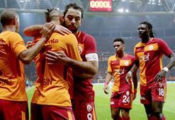 Galatasaray - Aytemiz Alanyaspor: 2-0 (İşte maçın özeti)