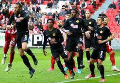 Samsunspor: 0 - Eskişehirspor: 4
