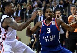 Eskişehir Basket-Anadolu Efes: 84-86
