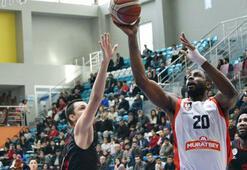 Muratbey Uşak: 67 - Gaziantep Basketbol: 75