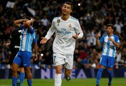 Real Madrid - Malaga: 3-2