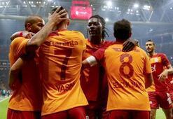 Galatasaraydan müthiş seri