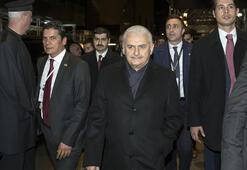 Başbakan Yıldırım, New Yorkta finans ve iş dünyası temsilcileriyle görüştü