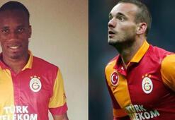 Dünyanın en iyi 2 transferi Sneijder ve Drogba